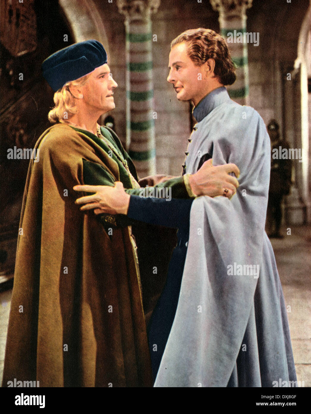 CHRISTOPHER COLUMBUS  (BRITAIN 1949)     DIRECTED BY  DAVID - Stock Image