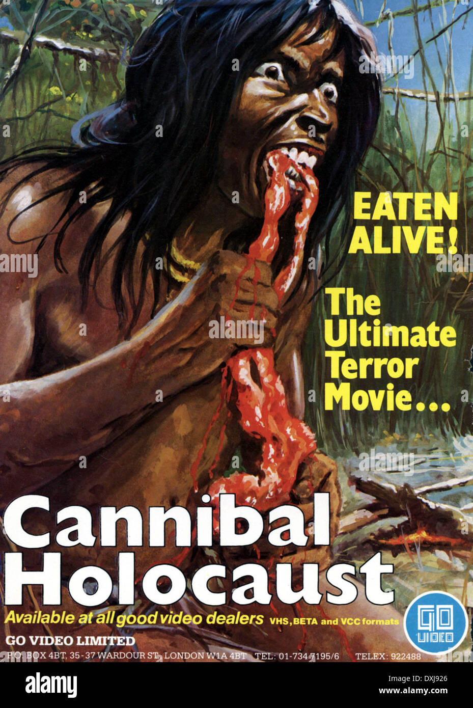 Cannibal holocaust 1980 full movie download