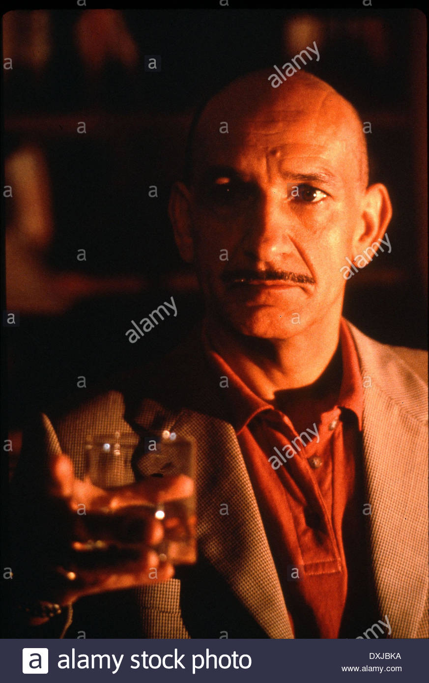 DEATH AND THE MAIDEN (US/UK/FR 1994) BEN KINGSLEY PICTURE FR - Stock Image