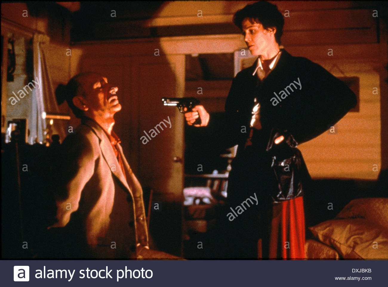 DEATH AND THE MAIDEN (US/UK/FR 1994) BEN KINGSLEY, SIGOURNEY - Stock Image