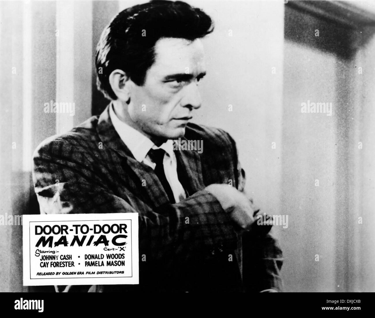 DOOR-TO-DOOR MANIAC Stock Photo