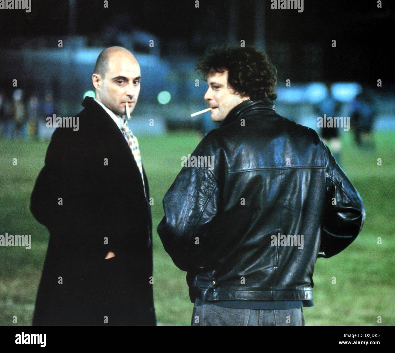 FEVER PITCH - Stock Image