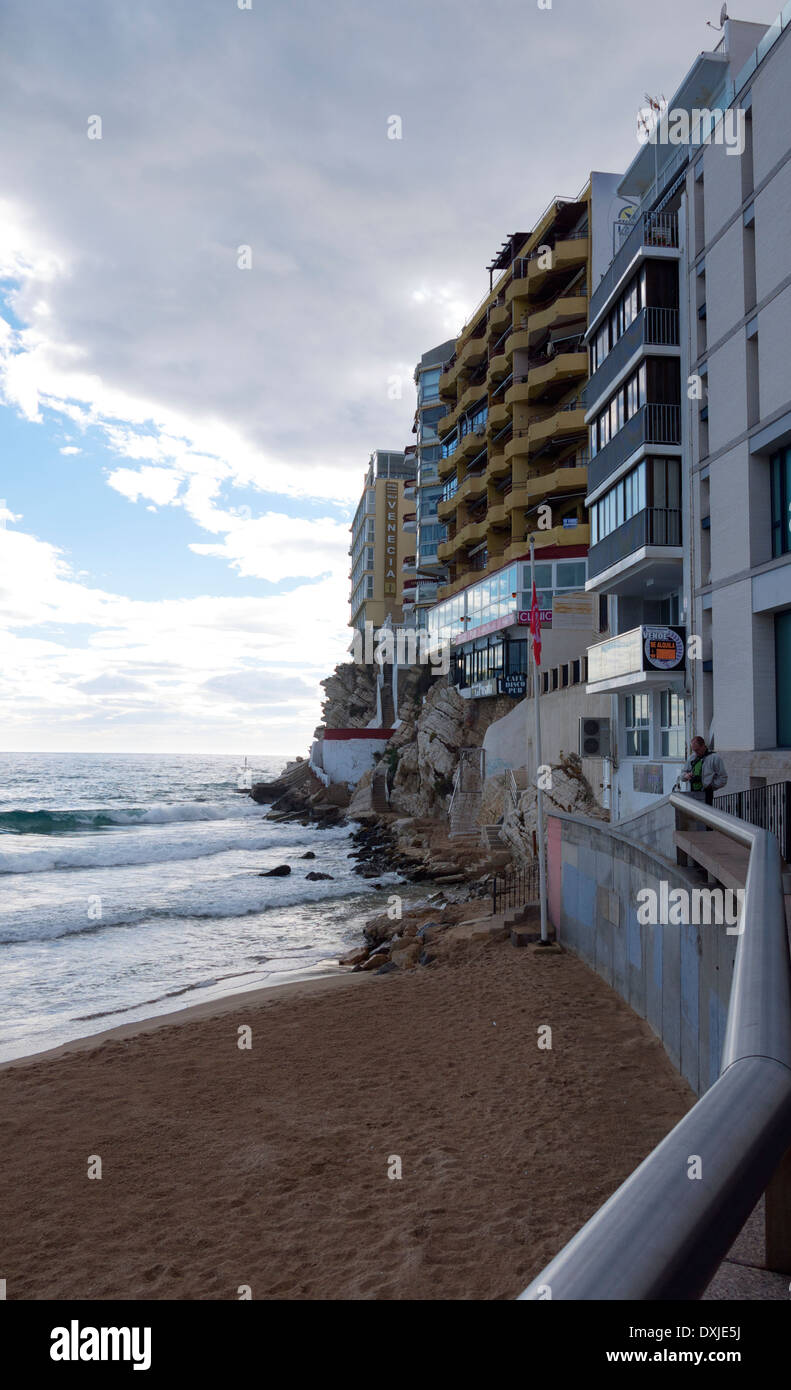 Alicante City Apartments Near Beach