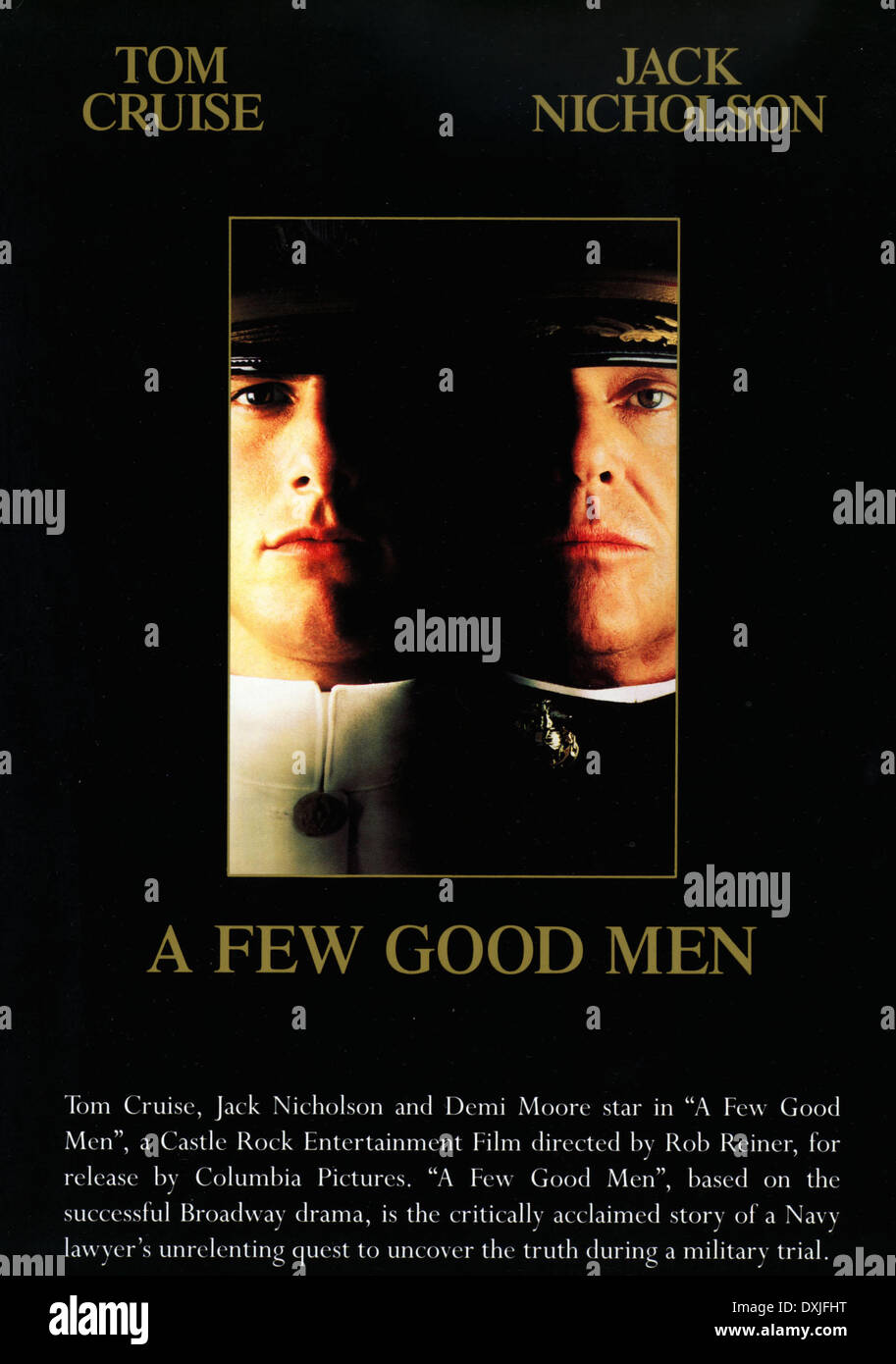 A Few Good Men Stock Photos & A Few Good Men Stock Images - Alamy