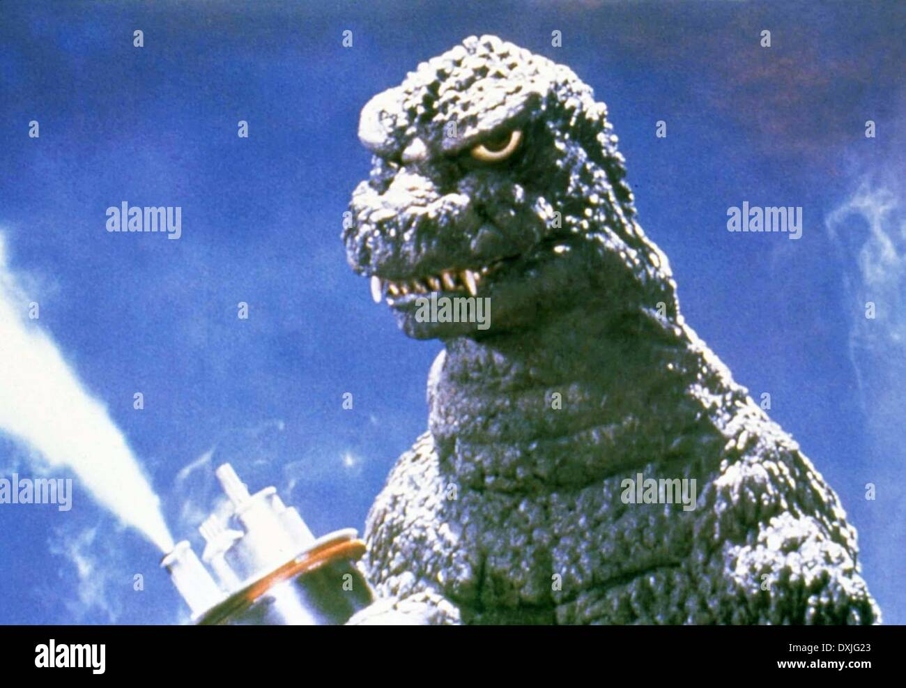 GODZILLA 1985 - Stock Image