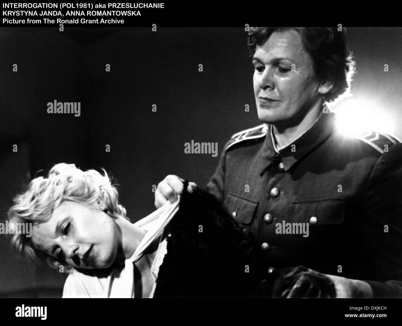 Interrogation Deutsch