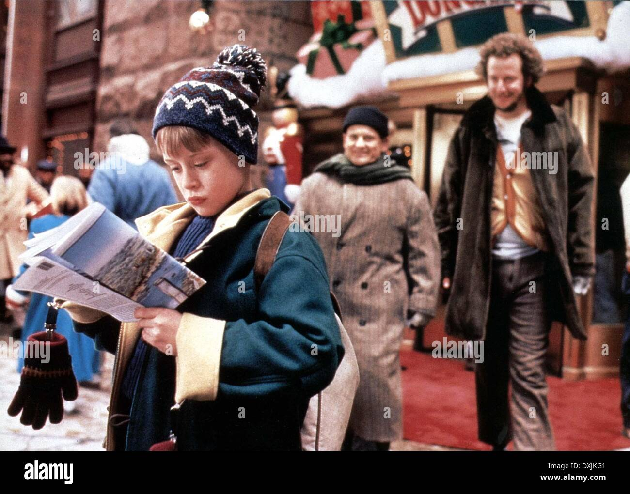 Home Alone  Lost In New York  Cast