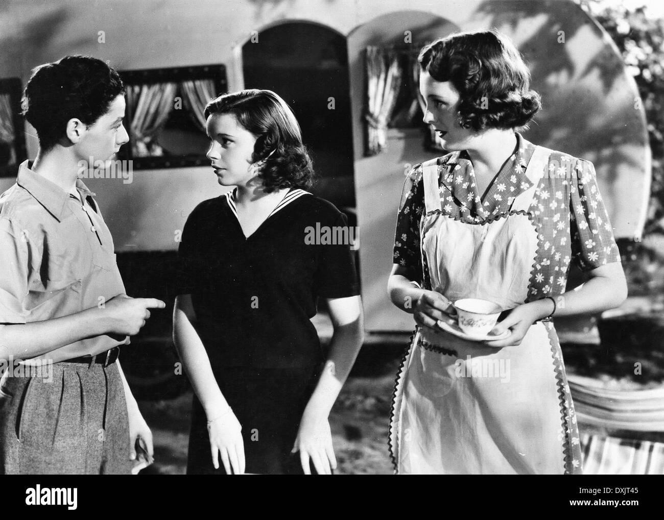 LISTEN, DARLING (US1938) FREDDIE BARTHOLOMEW, JUDY GARLAND, Stock Photo