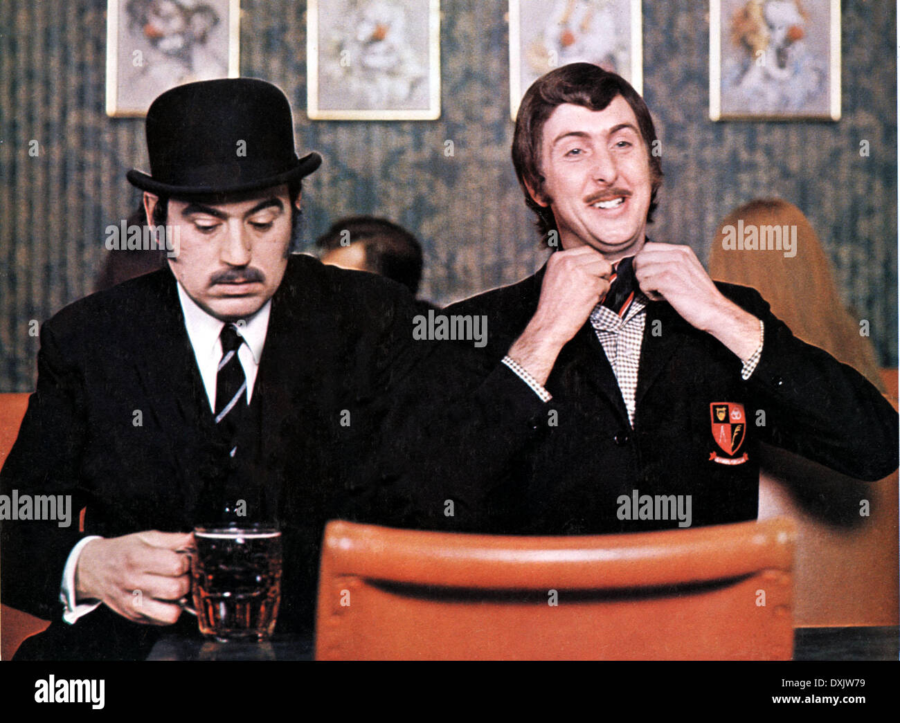 Monty Python's And Now for Something Completely Different (B - Stock Image