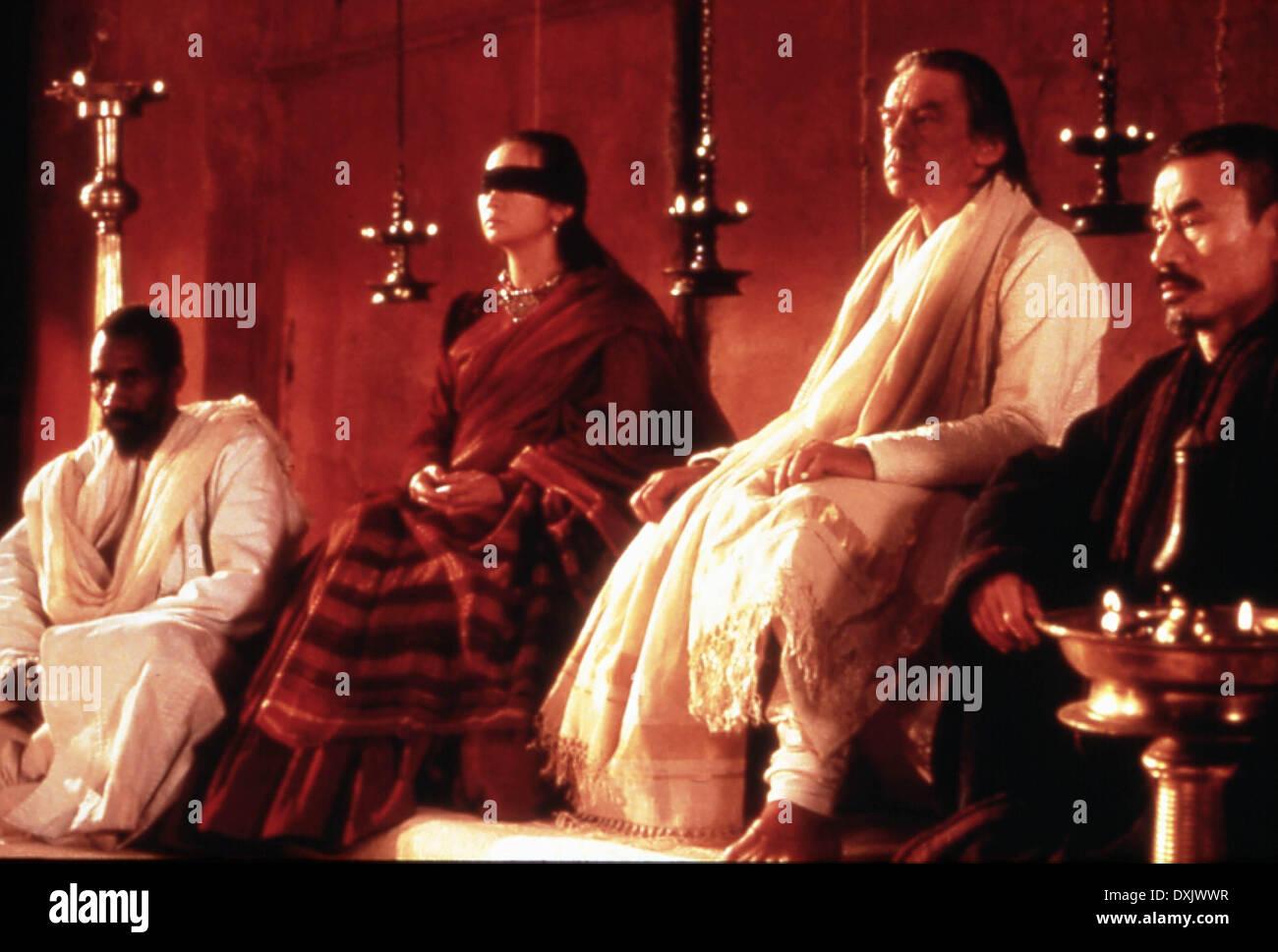 THE MAHABHARATA - Stock Image