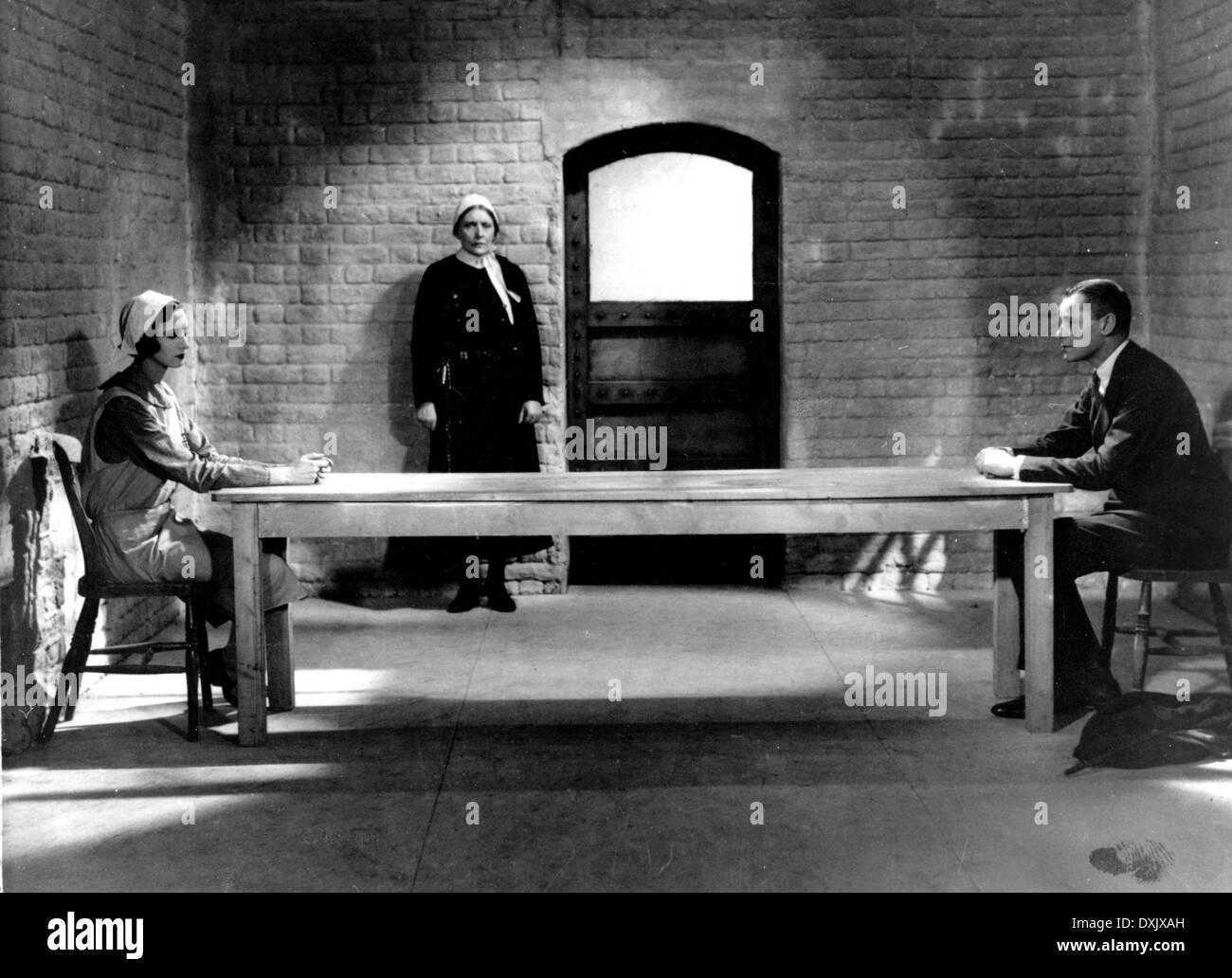 MURDER (BR1930) DIANA BARING, HERBERT MARSHALL - Stock Image