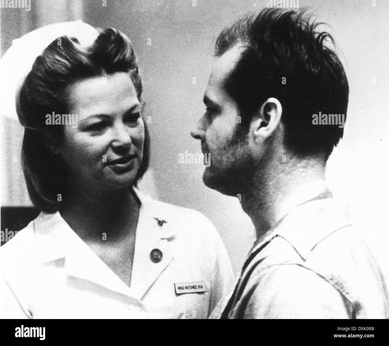 ONE FLEW OVER THE CUCKOO'S NEST Stock Photo