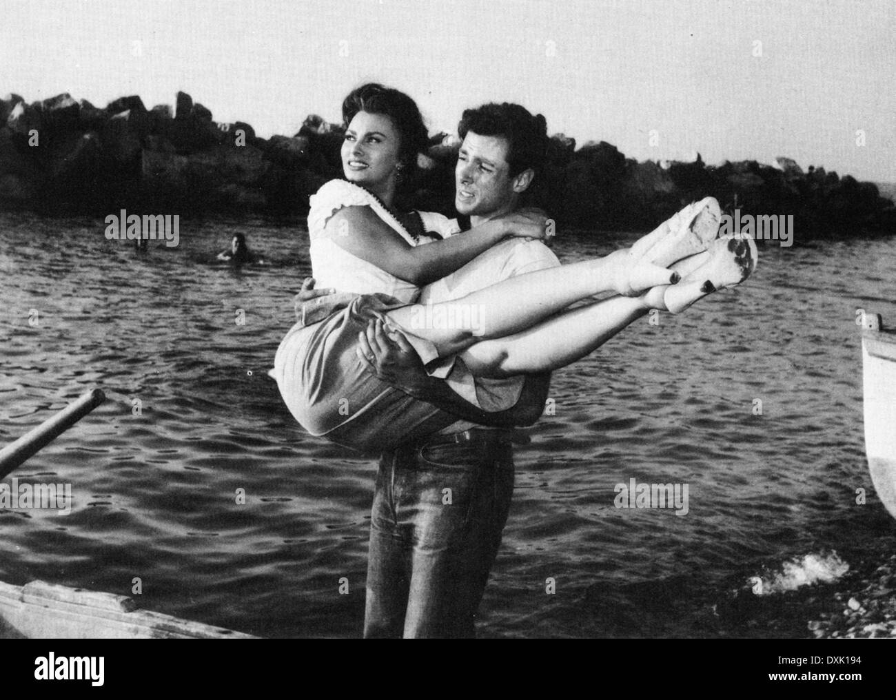 Pane, Amore e... aka Scandal in Sorrento - Stock Image