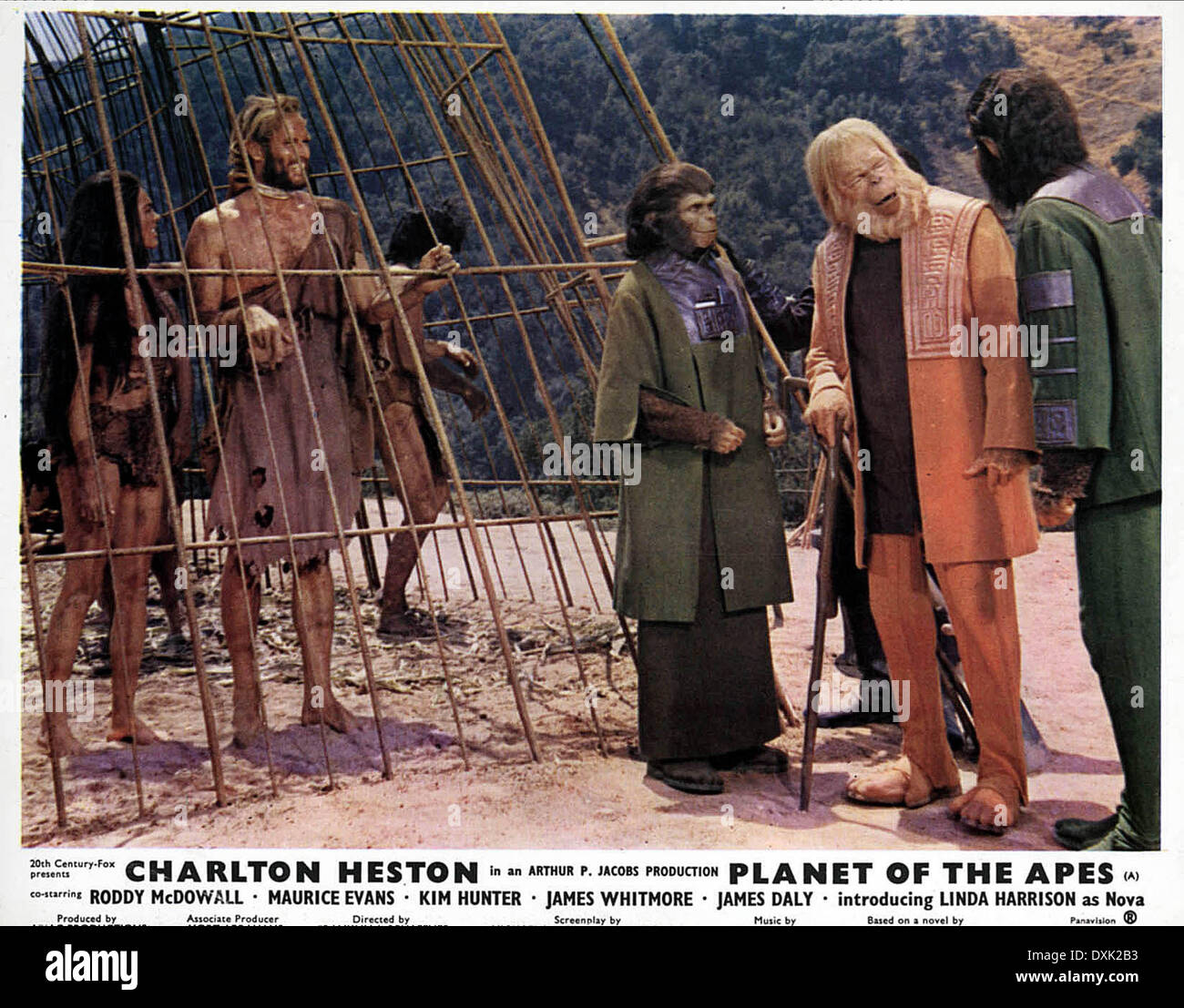 Planet Of The Apes 1968 Stock Photos Planet Of The Apes 1968