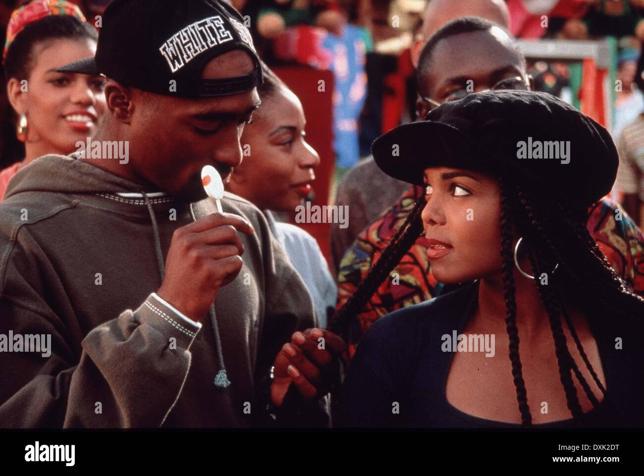 POETIC JUSTICE - Stock Image