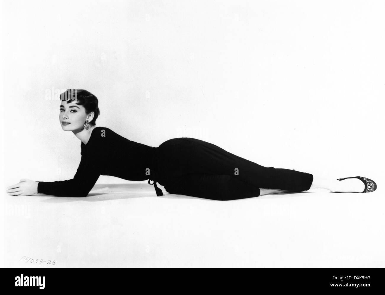 SABRINA (US1954) aka SABRINA FAIR AUDREY HEPBURN - Stock Image