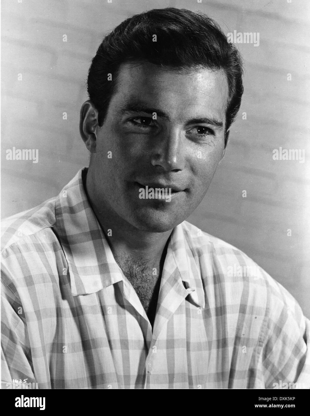THE BROTHERS KARAMAZOV (US1958) WILLIAM SHATNER - Stock Image