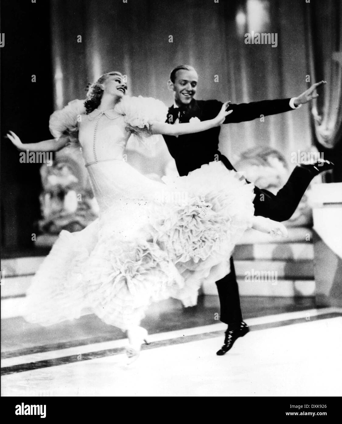 Ginger Rogers Fred Astaire High Resolution Stock Photography And Images Alamy