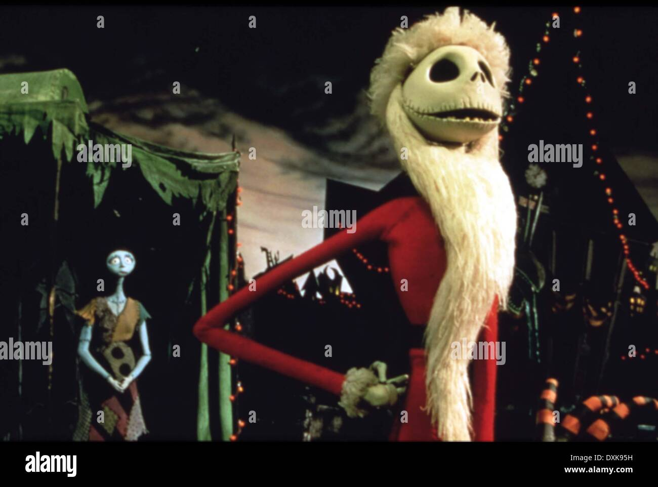 The Nightmare Before Christmas Stock Photos & The Nightmare Before ...