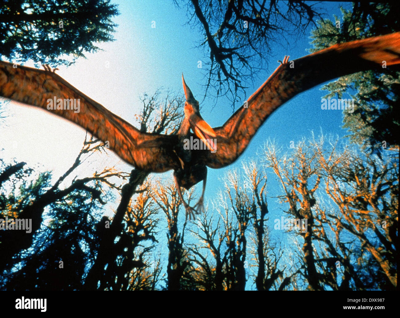 T-REX: BACK TO THE CRETACEOUS - Stock Image