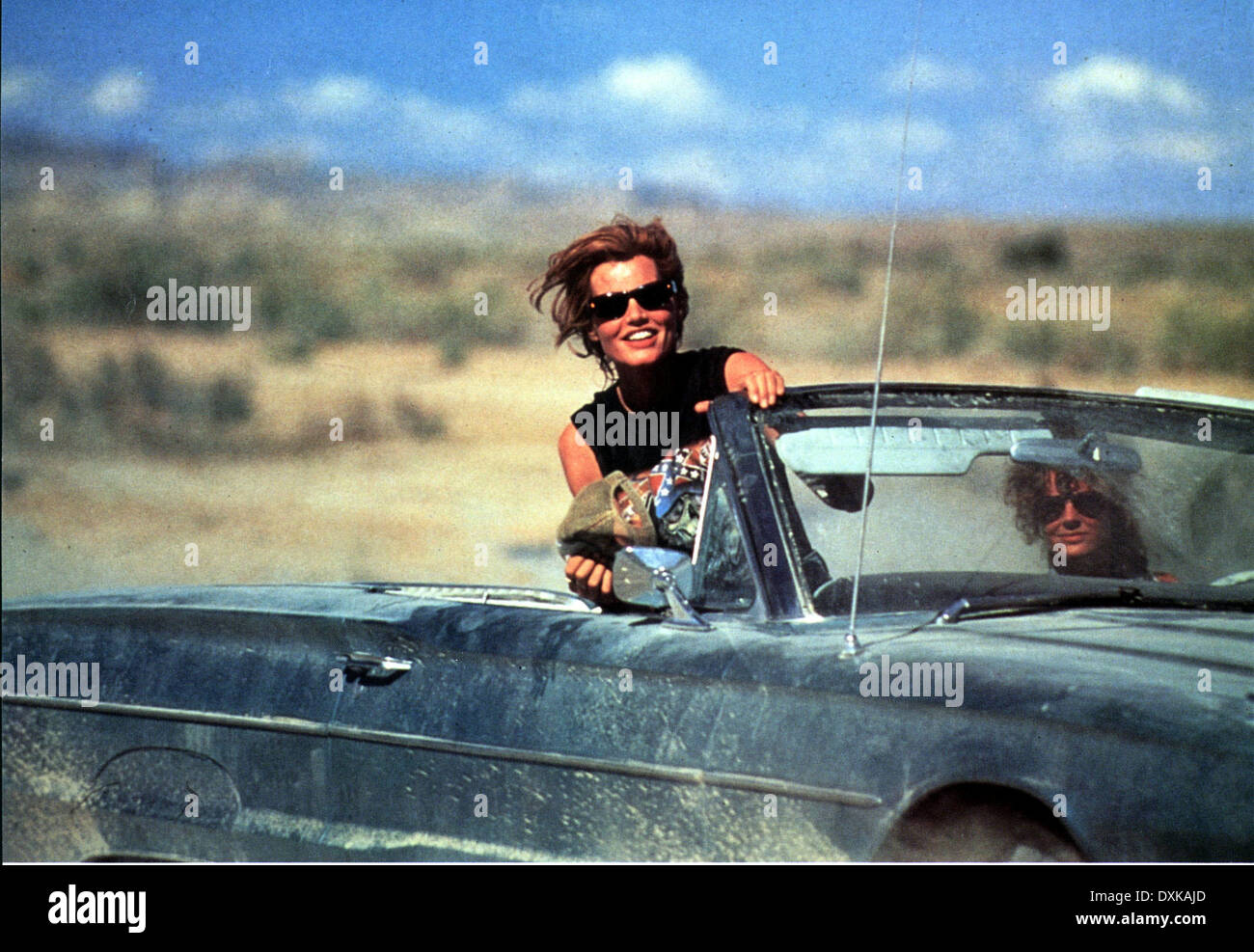 THELMA AND LOUISE - Stock Image