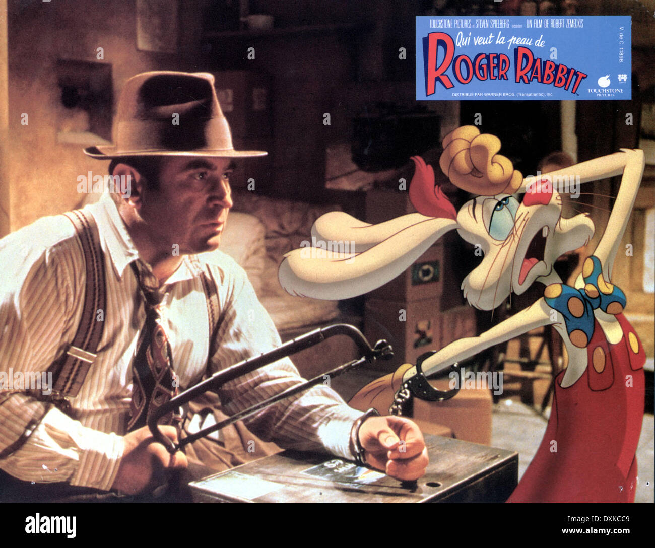 WHO FRAMED ROGER RABBIT Stock Photo: 68039001 - Alamy