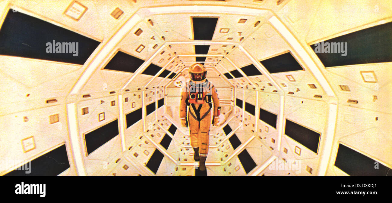 2001: A SPACE ODYSSEY - Stock Image