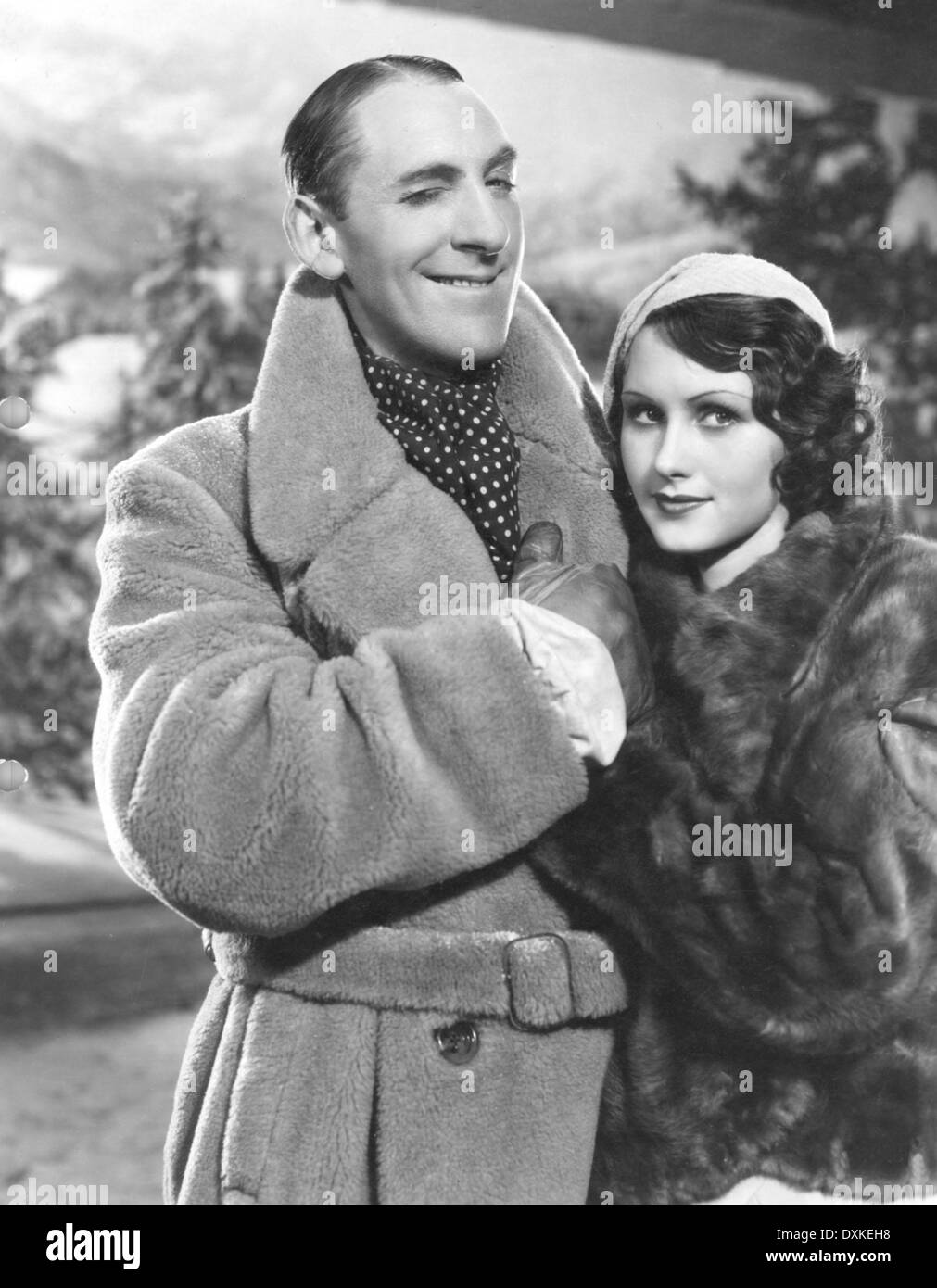 FALLING FOR YOU   (BRITAIN 1933)     DIRECTED BY ROBERT STEV - Stock Image