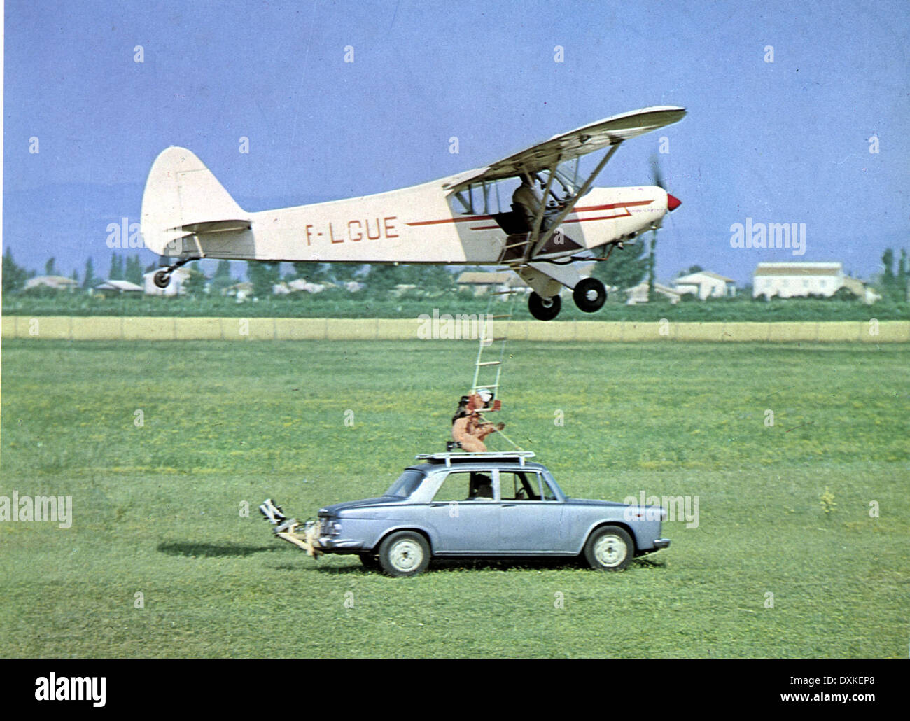 STUNTMAN (IT/FR 1968) MARIANNE PRODUCTIONS/ULTRA FILM - Stock Image