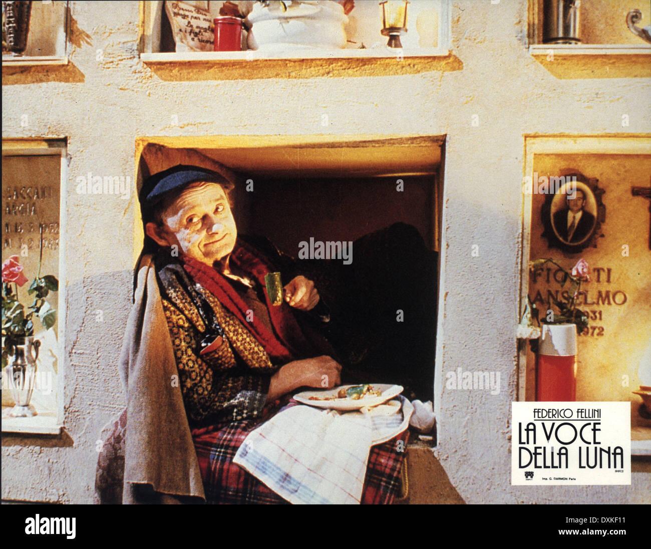 VOCE DELLA LUNA (IT/FR 1990) - Stock Image