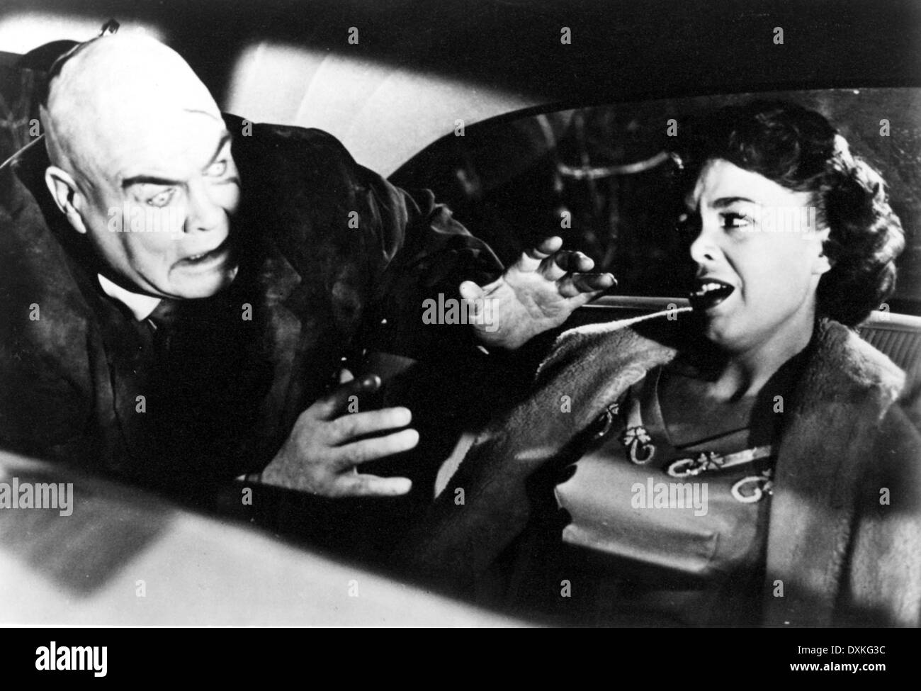 PLAN 9 FROM OUTER SPACE - Stock Image