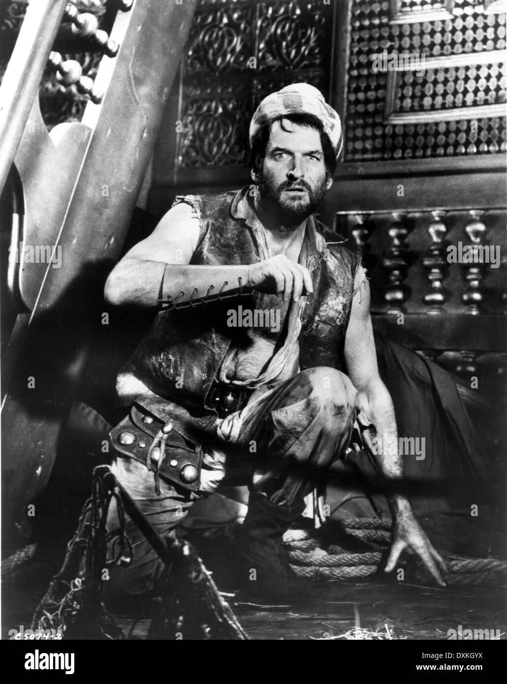 CAPTAIN SINBAD (US/W GER 1963) GEOFFREY TOONE - Stock Image