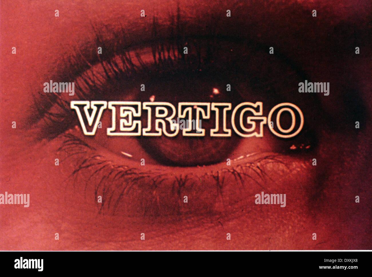 VERTIGO - Stock Image