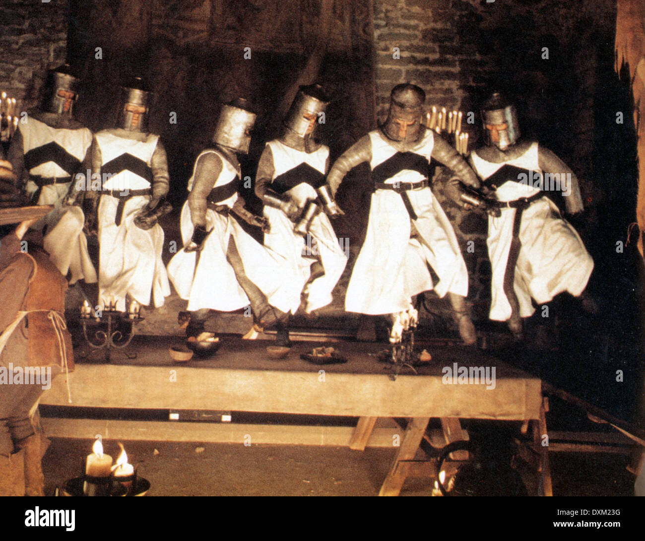 Monty Python The Royal Philharmonic Orchestra Goes To The Bathroom: Holy Grail Stock Photos & Holy Grail Stock Images