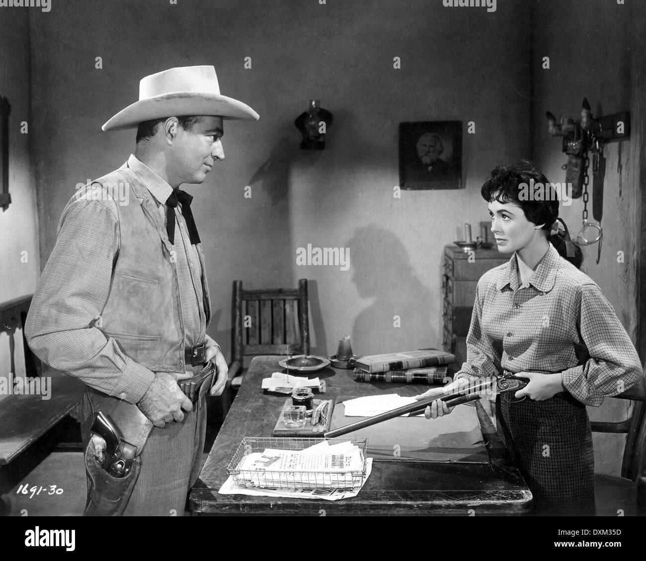 the duel at silver creek 1952 hdtv