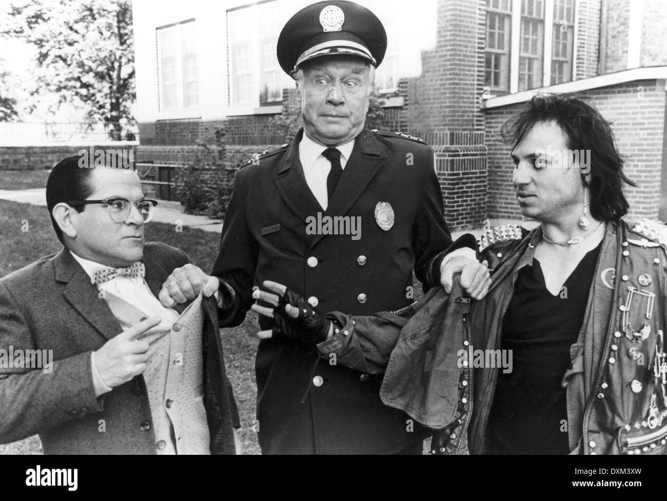 Police Academy Black and White Stock Photos & Images - Alamy