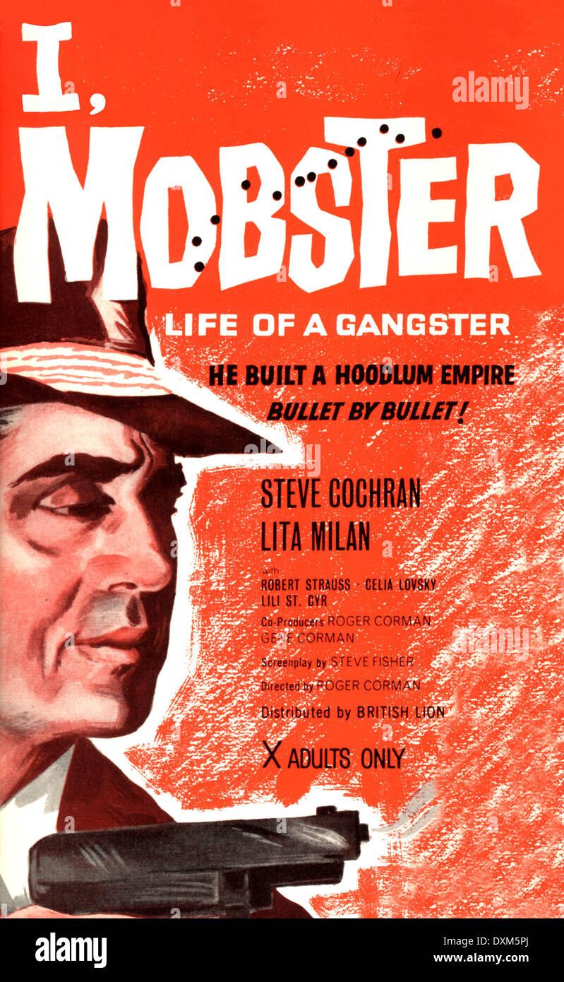 I, MOBSTER - Stock Image