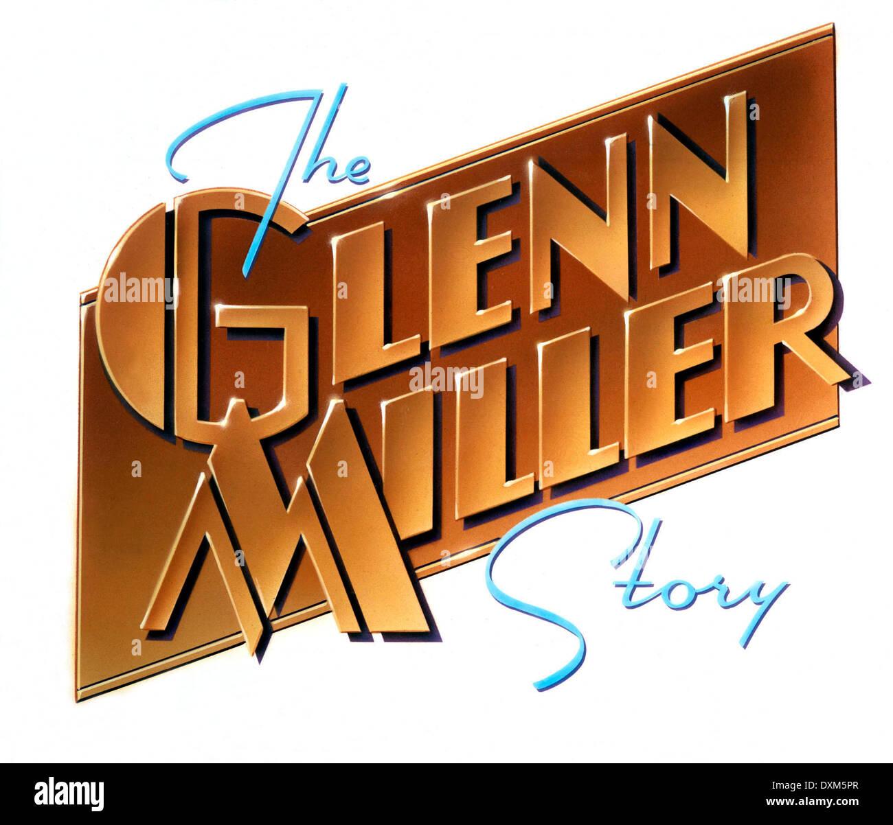 THE GLENN MILLER STORY - Stock Image