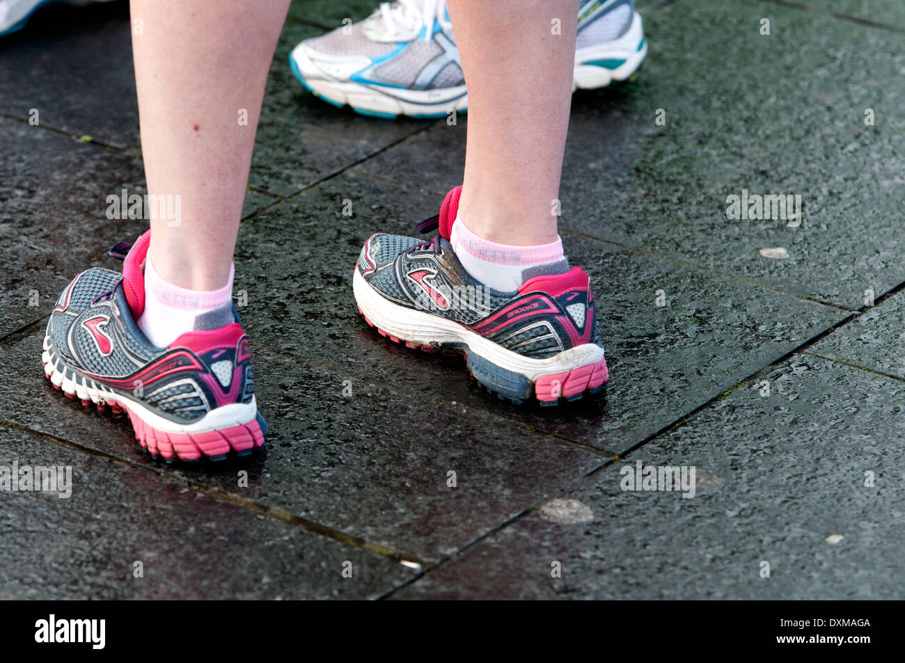 women runners shoes stock photos women runners shoes stock images