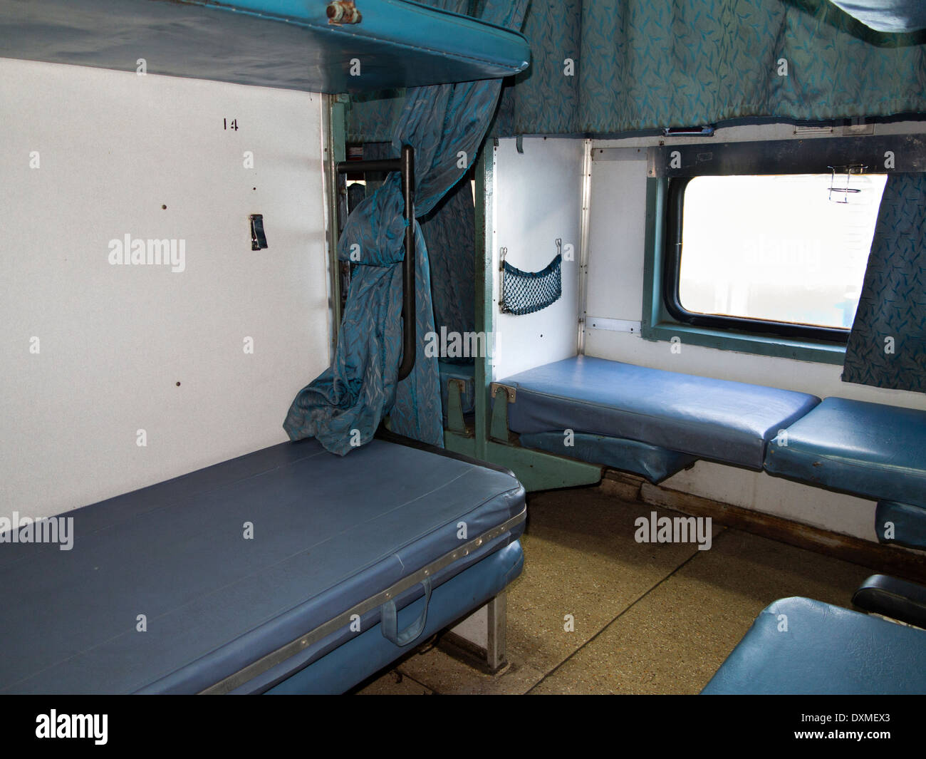 India Rail Travel 2nd Class 2 Tier Air Conditioned 2a