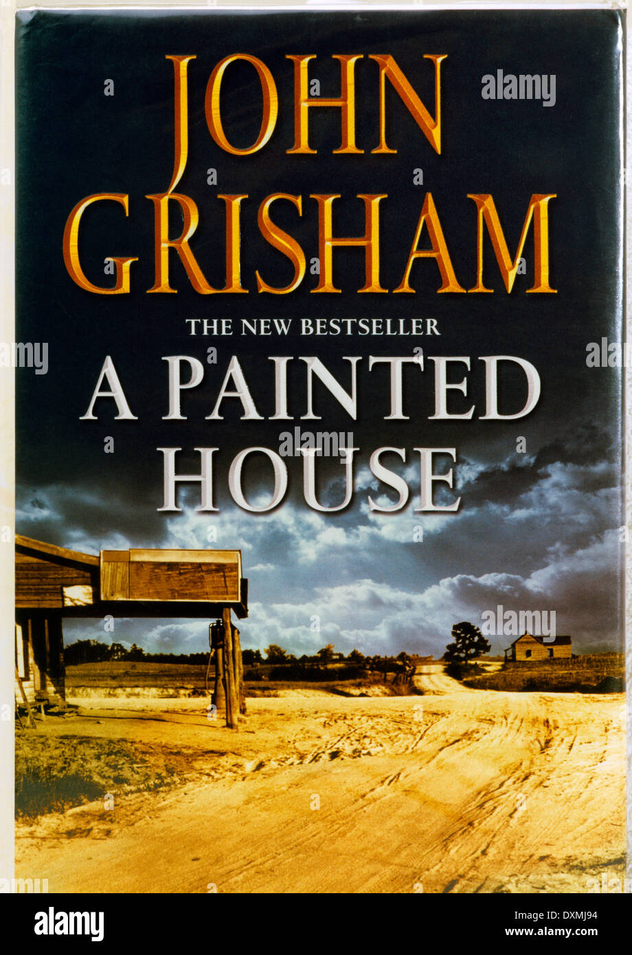 "Book By John Grisham ""a Painted House"" Picture 2516"