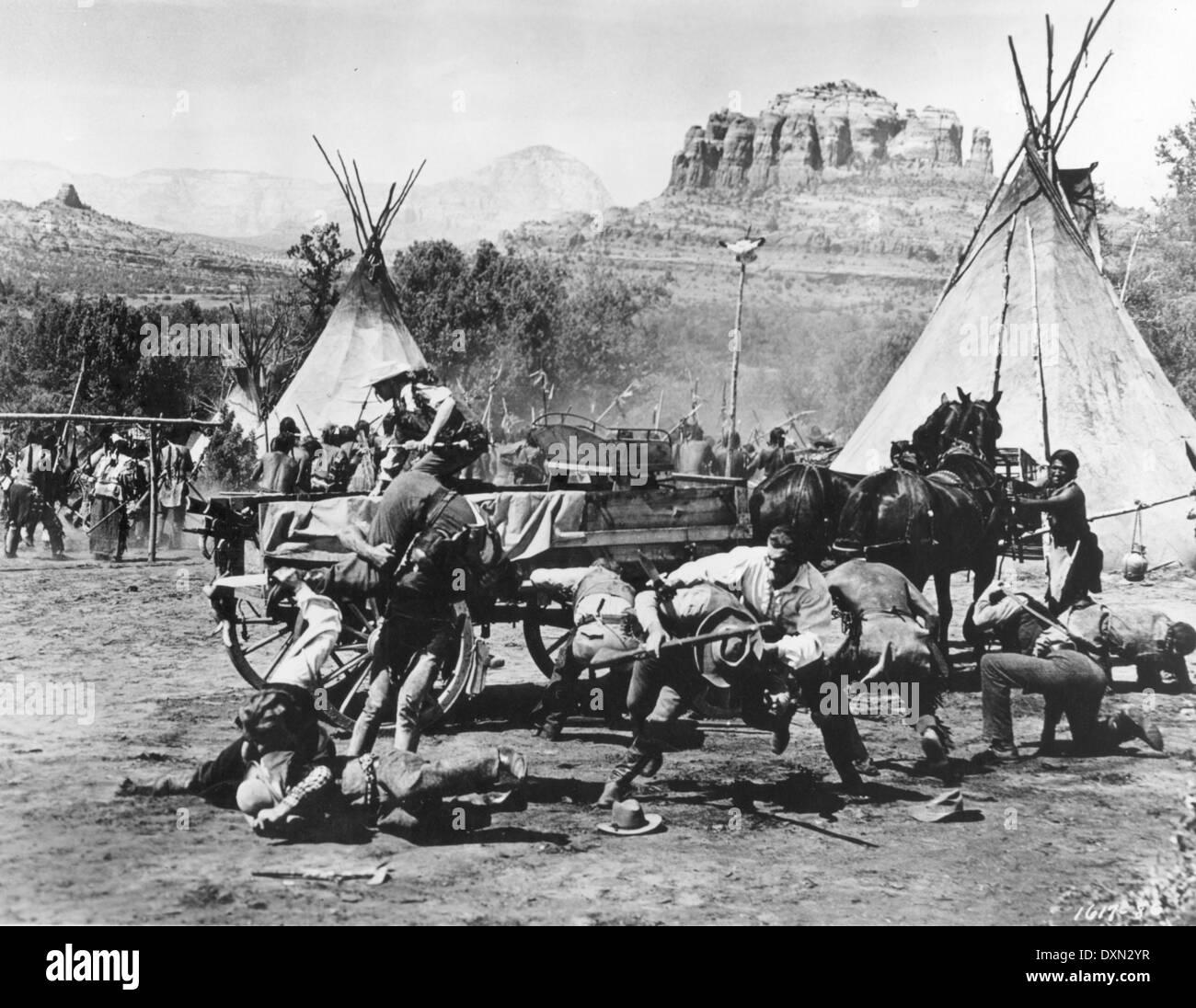 Comanche Territory Stock Photo Alamy