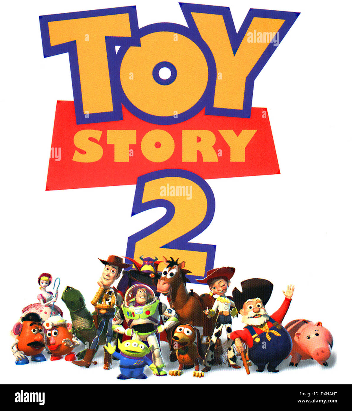 TOY STORY 2 - Stock Image