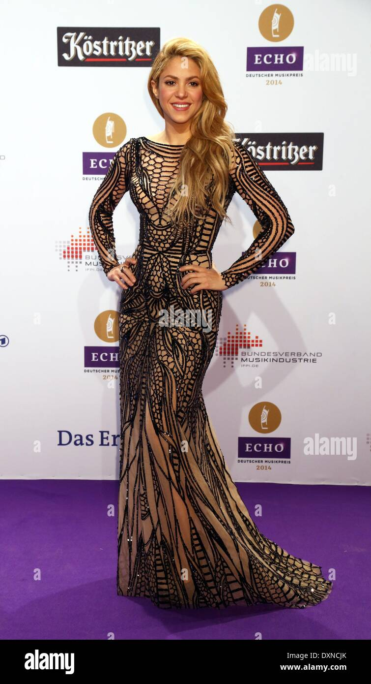 Shakira 2014 Stock Photos & Shakira 2014 Stock Images - Page 2 - Alamy