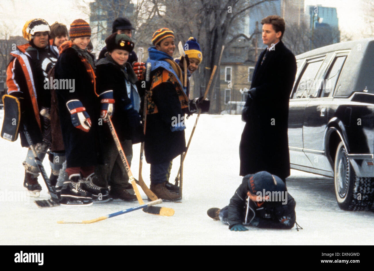 THE MIGHTY DUCKS - Stock Image