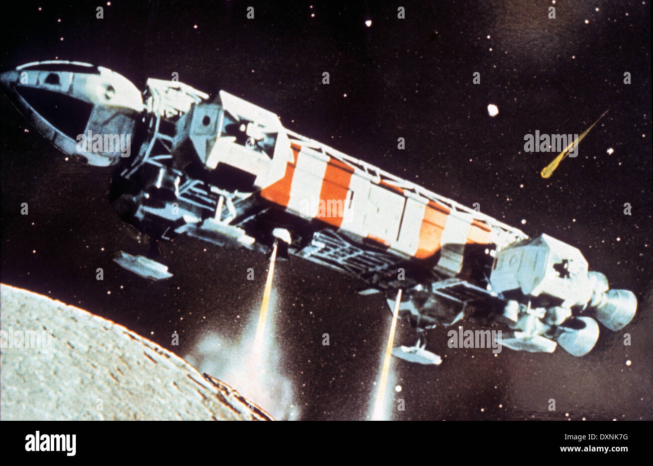 SPACE 1999 - Stock Image