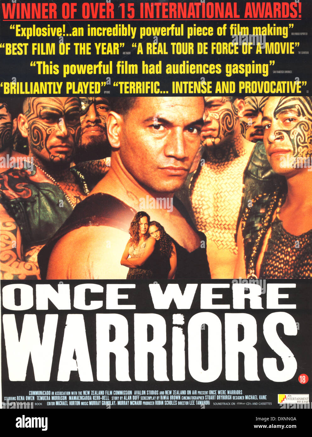 Once were warriors soundtrack.