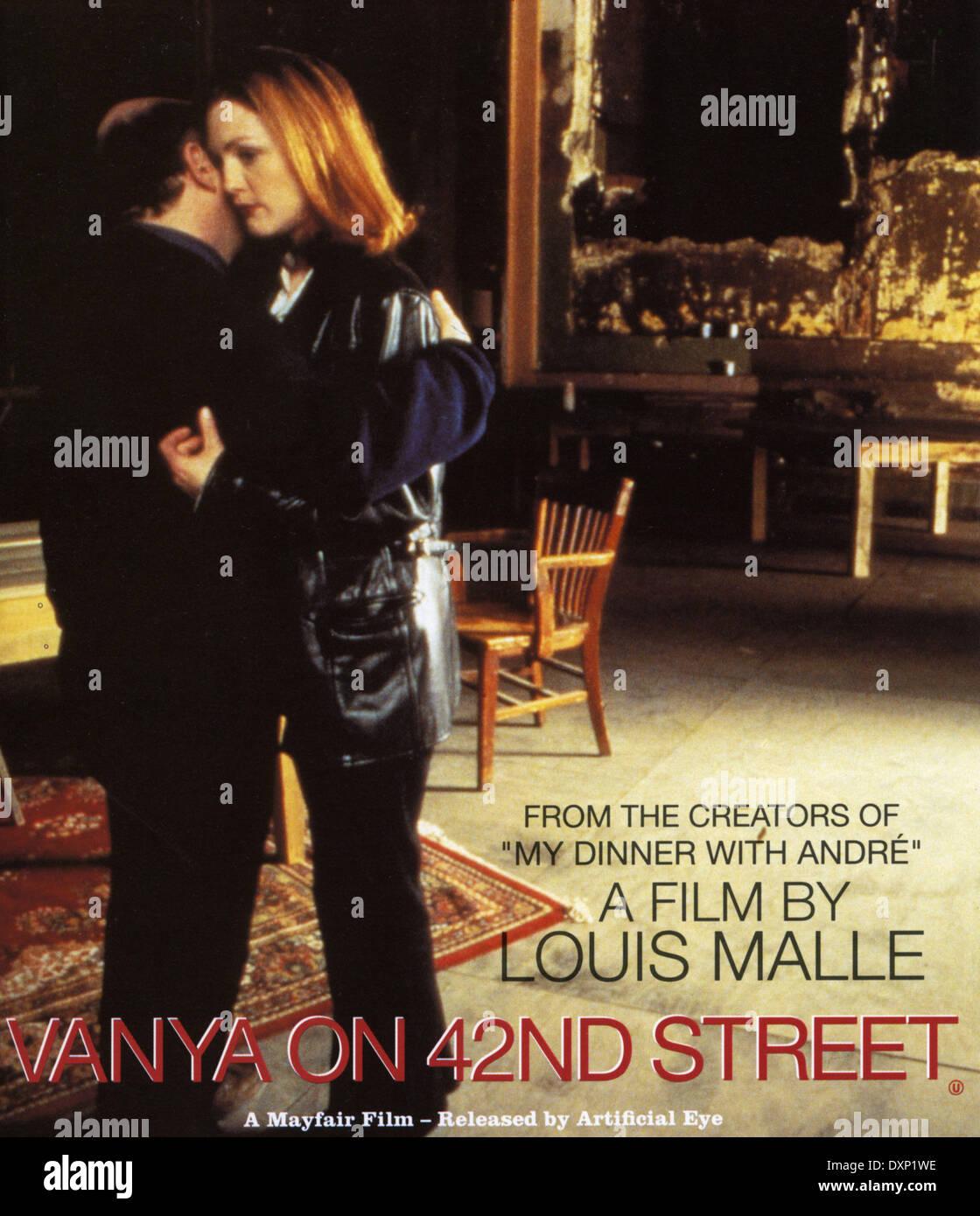 VANYA ON 42ND STREET - Stock Image