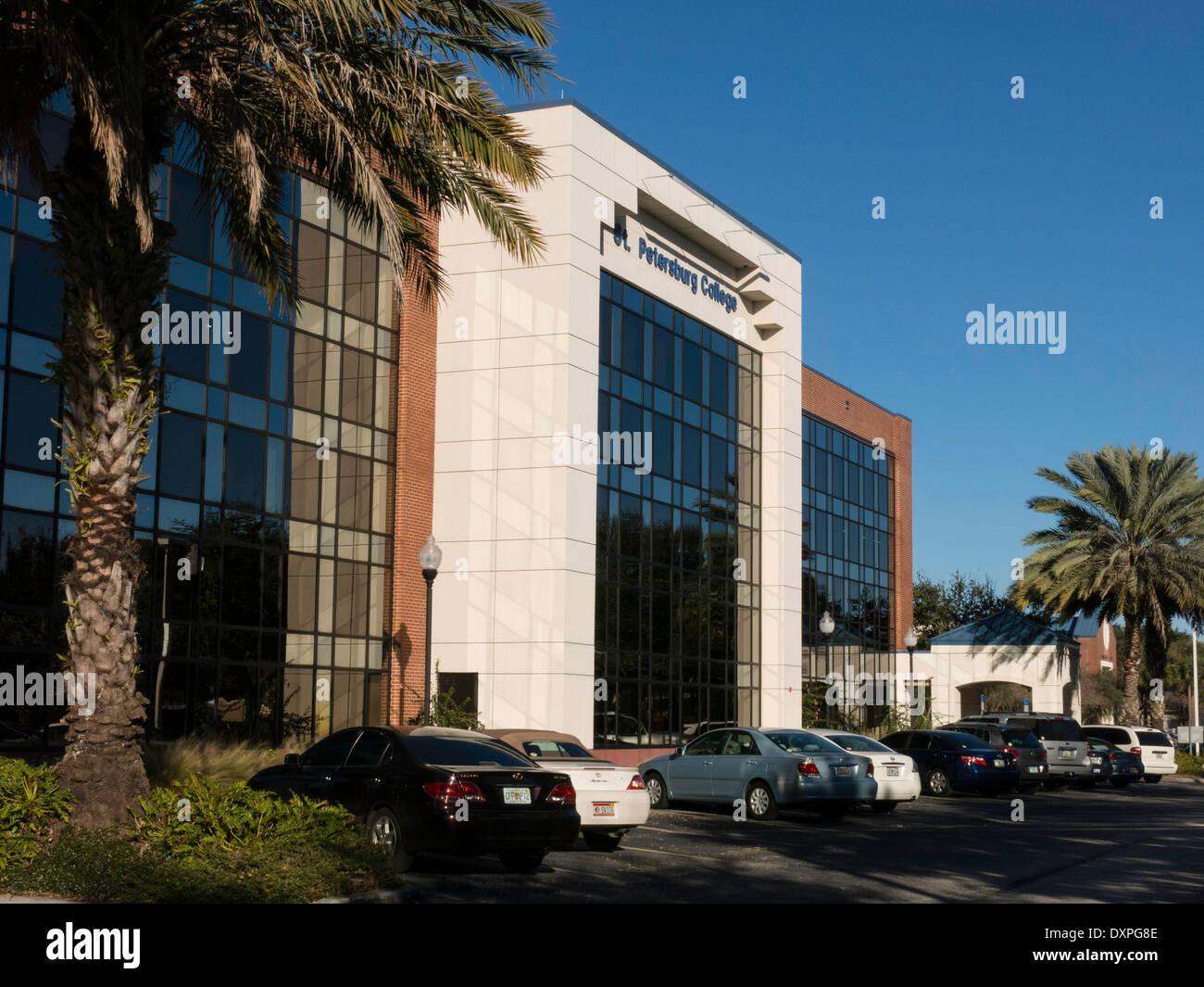 St  Petersburg College/Gibbs Campus, St  Petersburg, Florida
