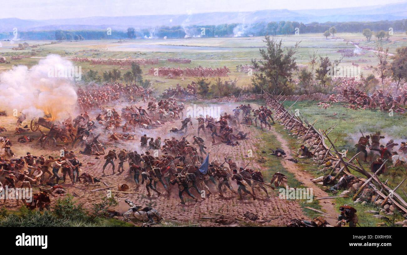 Account of the battle of gettysburg